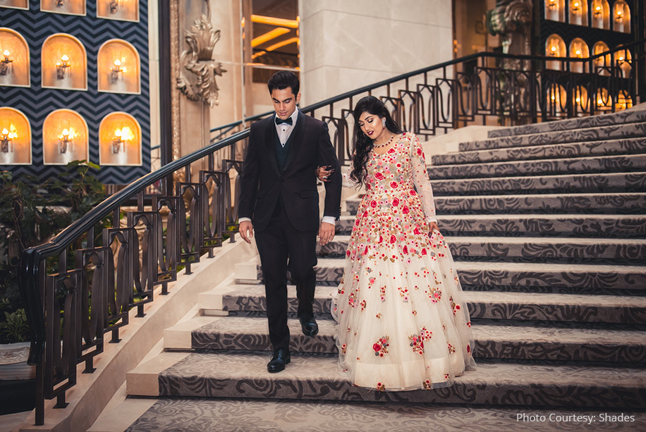 Shweta and Karan, The St. Regis, Mumbai