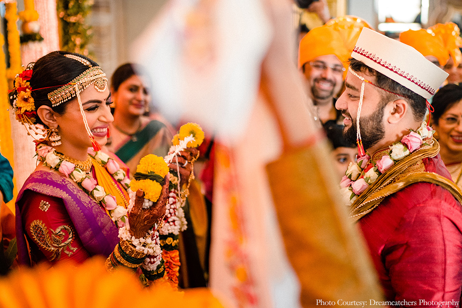 Maharashtrian Wedding - Snehal and Purval, The St. Regis, Mumbai
