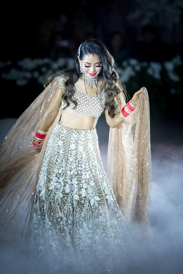 Bride Reception Dance