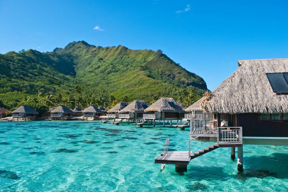 Hilton Moorea Lagoon & Resort, Moorea, French Polynesia