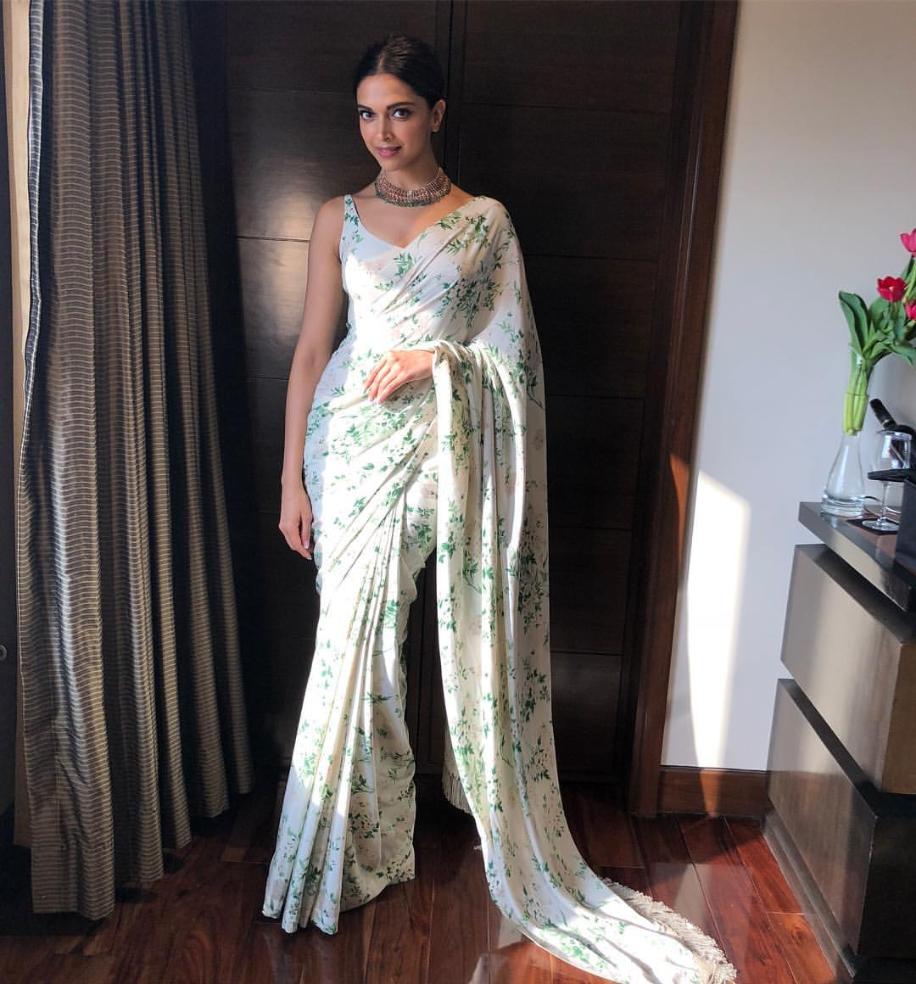 20 Times Deepika Rocked a Sabyasachi