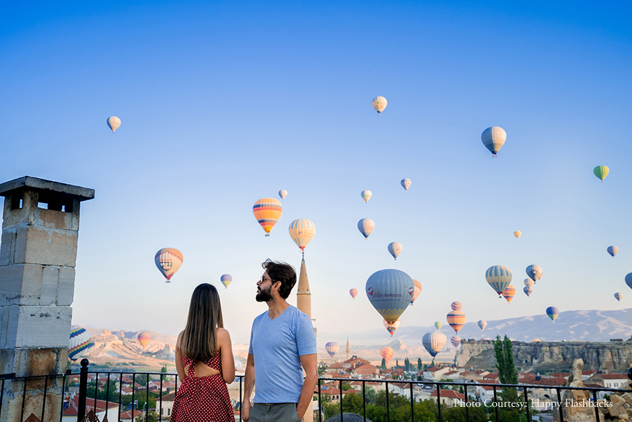 Take Professional Photos On Your Honeymoon - Happy Flashbacks share tips from their Turkey trip