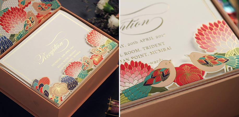 Top 7 Wedding Invitation Card Trends
