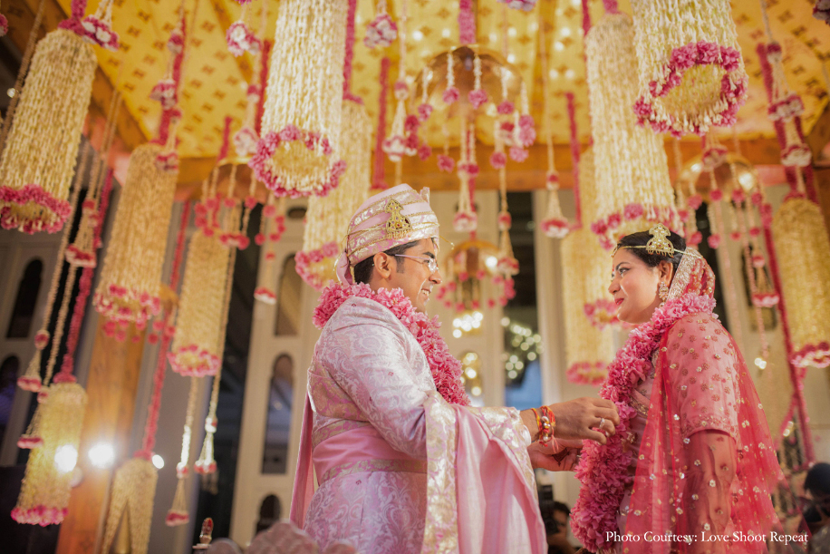 Plan a Royal Floral Wedding With Ahan Destination Management