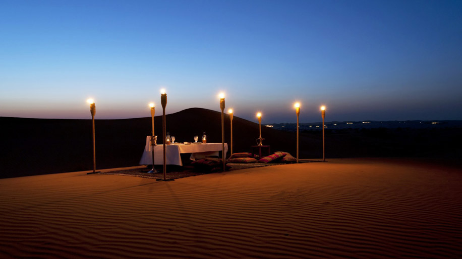 Top 5 Romantic Experiences at Dubai's Al Maha Desert Resort & Spa