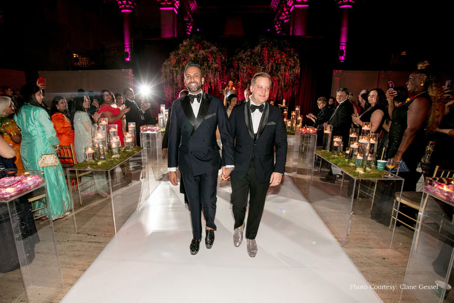 This extravagant Gay Indian Wedding Will Melt Your Heart!