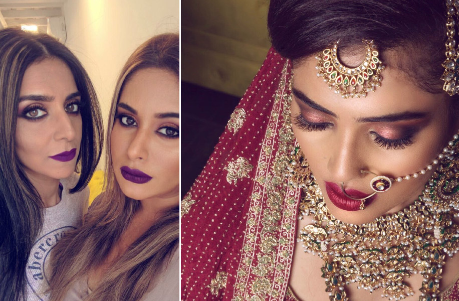 Bridal Make Up Trends