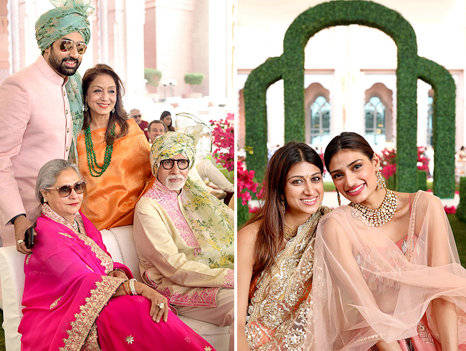 10 times we spotted Bollywood celebrities chilling at destination weddings