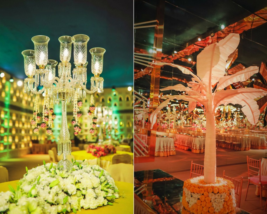 Chandani and Vedanth's Wedding Decor by Celebrations