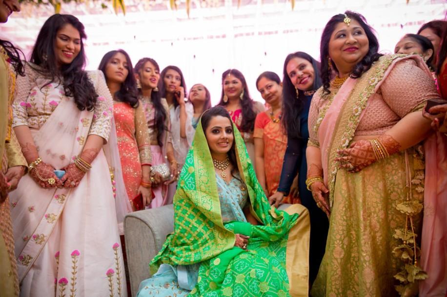 Dhwani & Harsh's Engagement