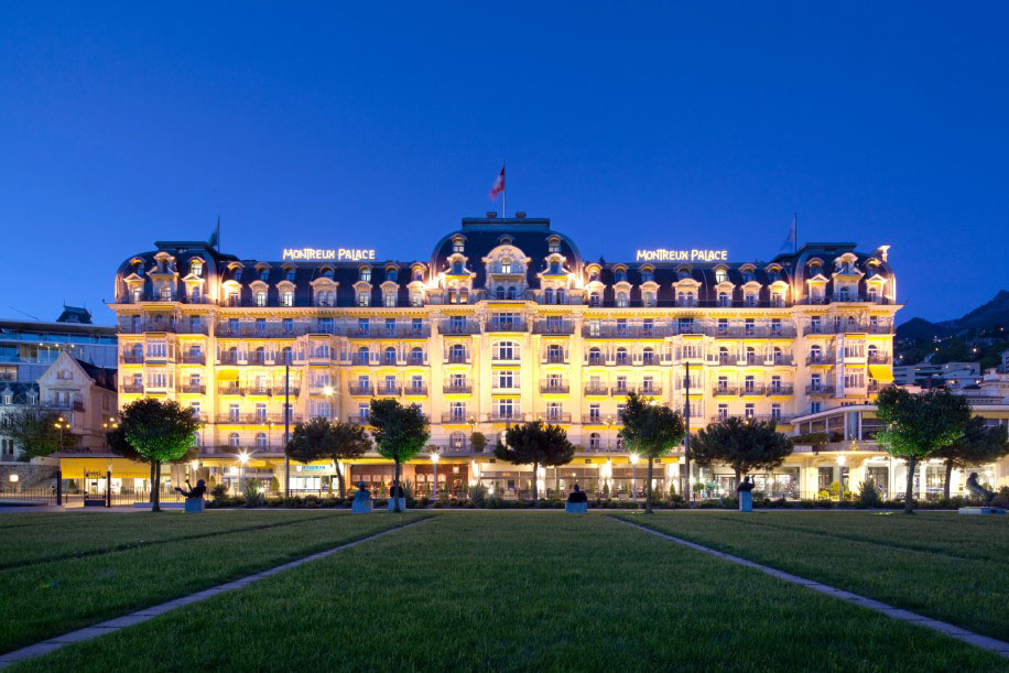Fairmont Le Montreux Palace Switzerland