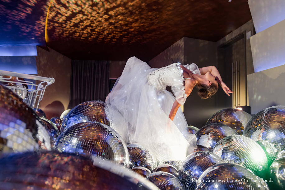 Six Awe-inspiring Wedding Decor Ideas From One Wedding By Malika Singh from Fete Events