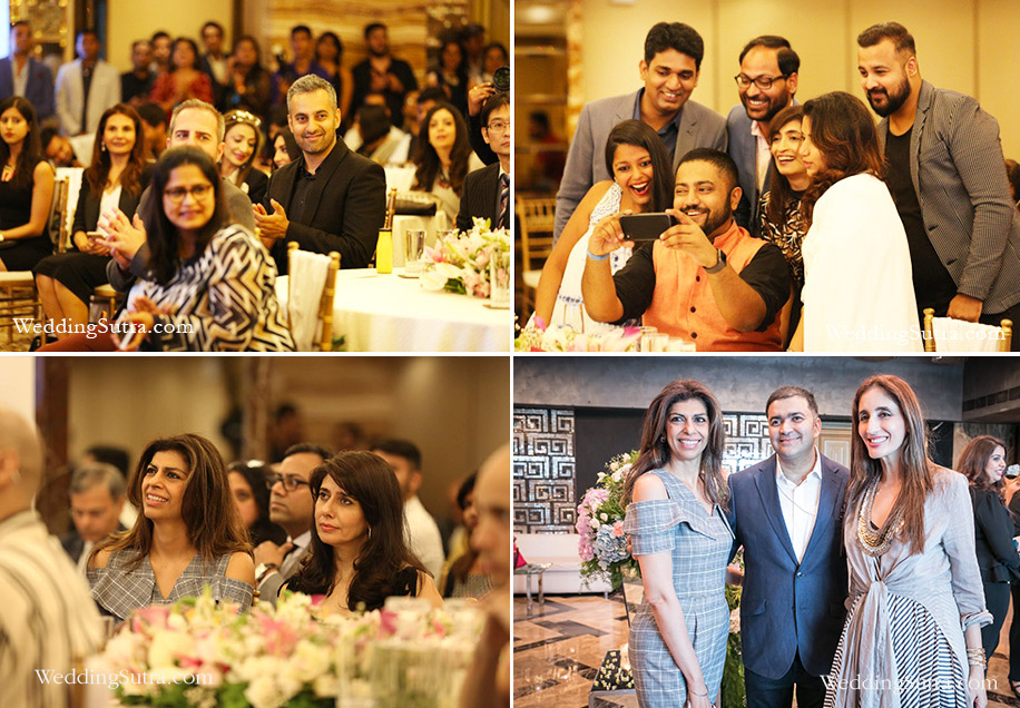 Guests and panelists at WeddingSutra Grand Engage 2018