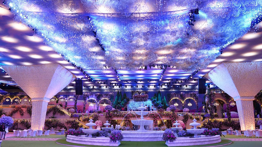 Jio World Centre - Ambani-Mehta wedding