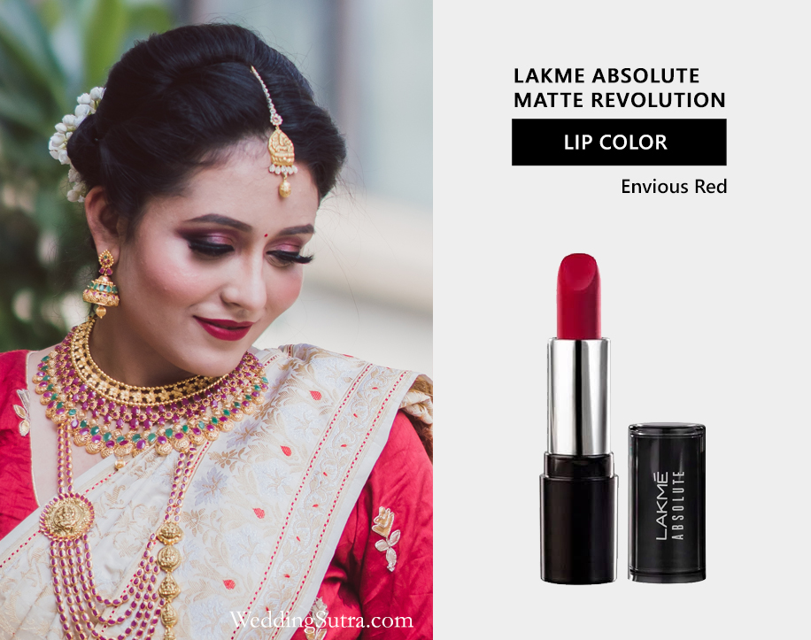 Lakme Absolute Matte Revolution Lip Color