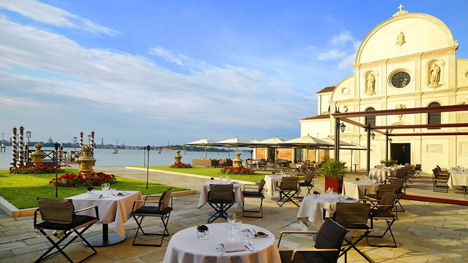Royal Destination Wedding Venue - San Clemente Palace Kempinski Venice, Italy