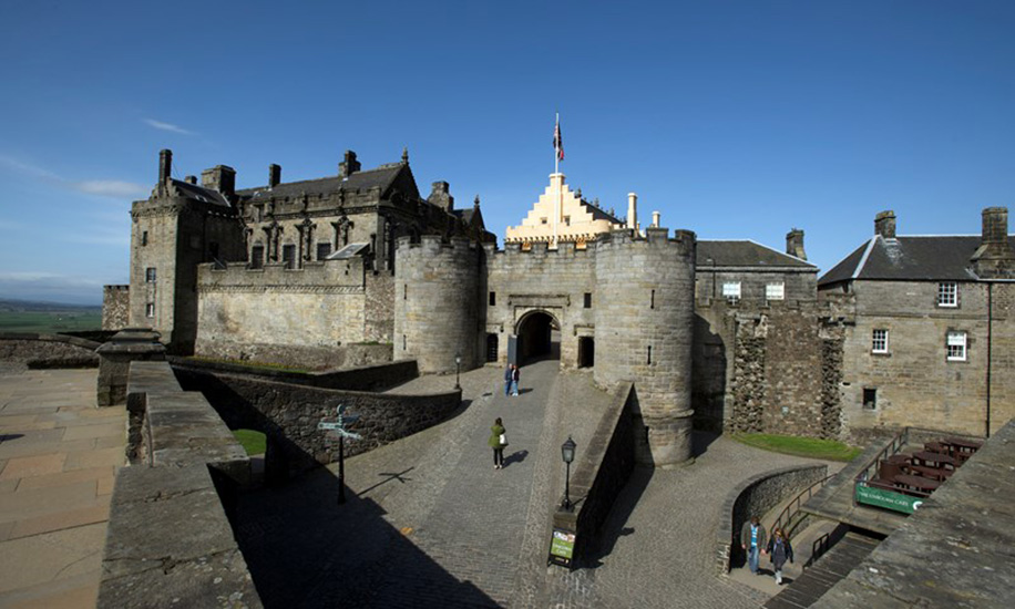 Royal Destination Wedding Venue - Stirling Castle