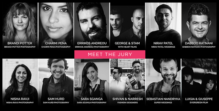 WeddingSutra Photography Awards - Jury
