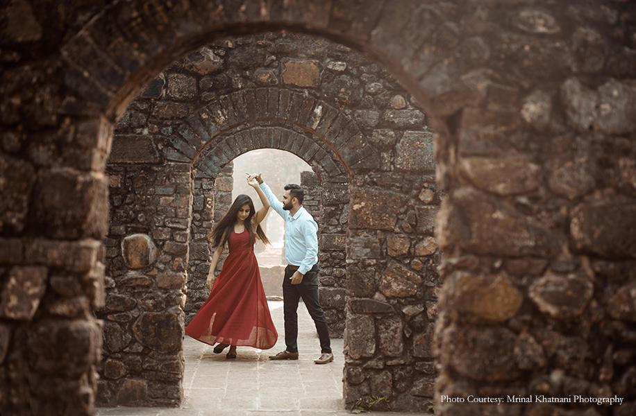 Pre-Wedding Photoshoots by Mrinal Khatnani Photography - May 2018