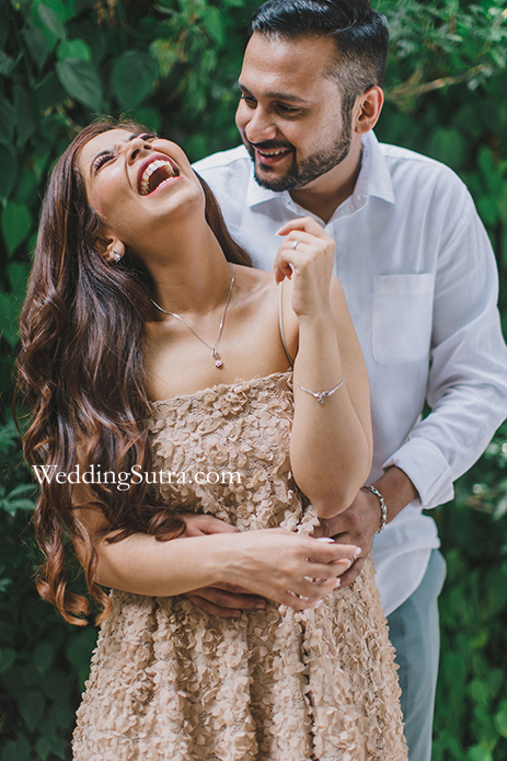 Neha and Yash's Platinum Day of Love