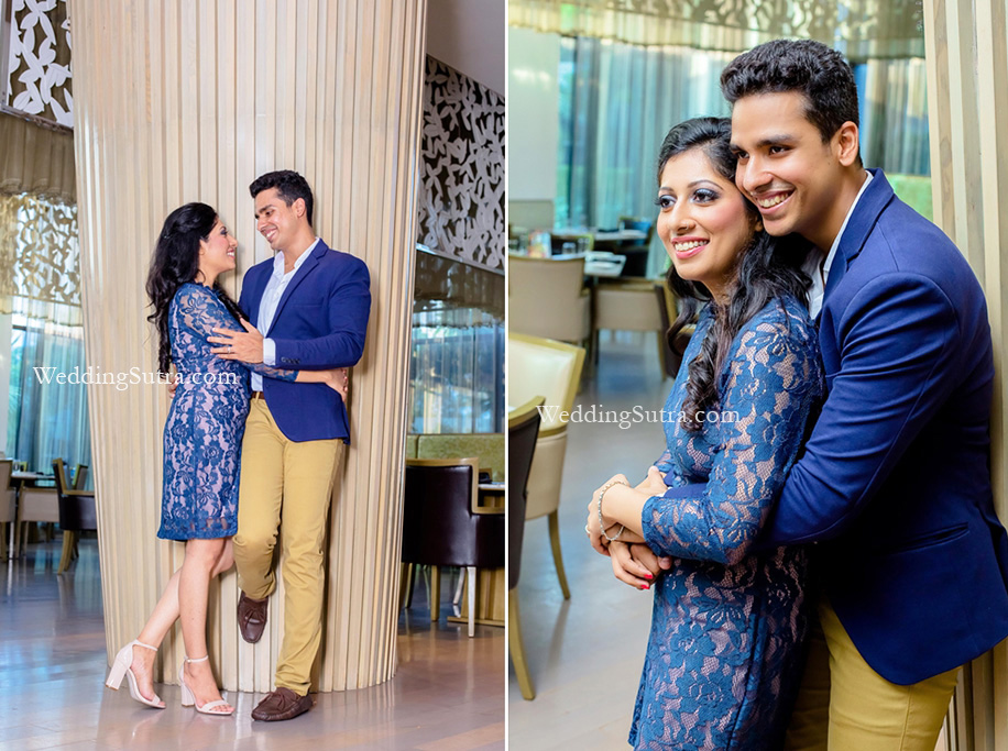 Neha and Siddhant's Platinum Day of Love