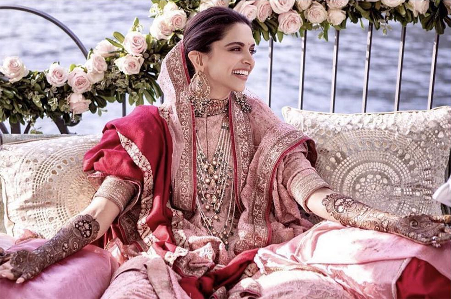 Deepika Padukone's Wedding Jewellery by Sabyasachi Mukherjee