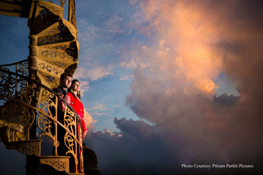Pre-Wedding Photoshoots by Priyam Parikh Pictures - May 2018