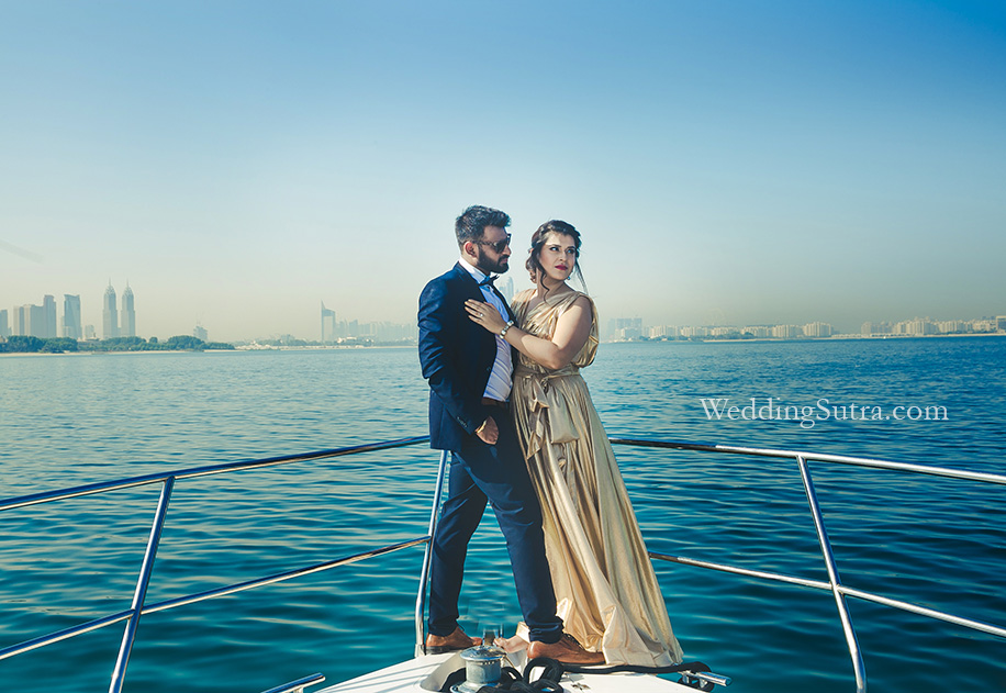 Rima and Tushar's Pre-Wedding Shoot