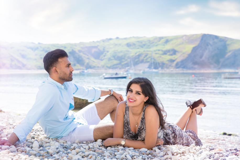Rimal and Shivani