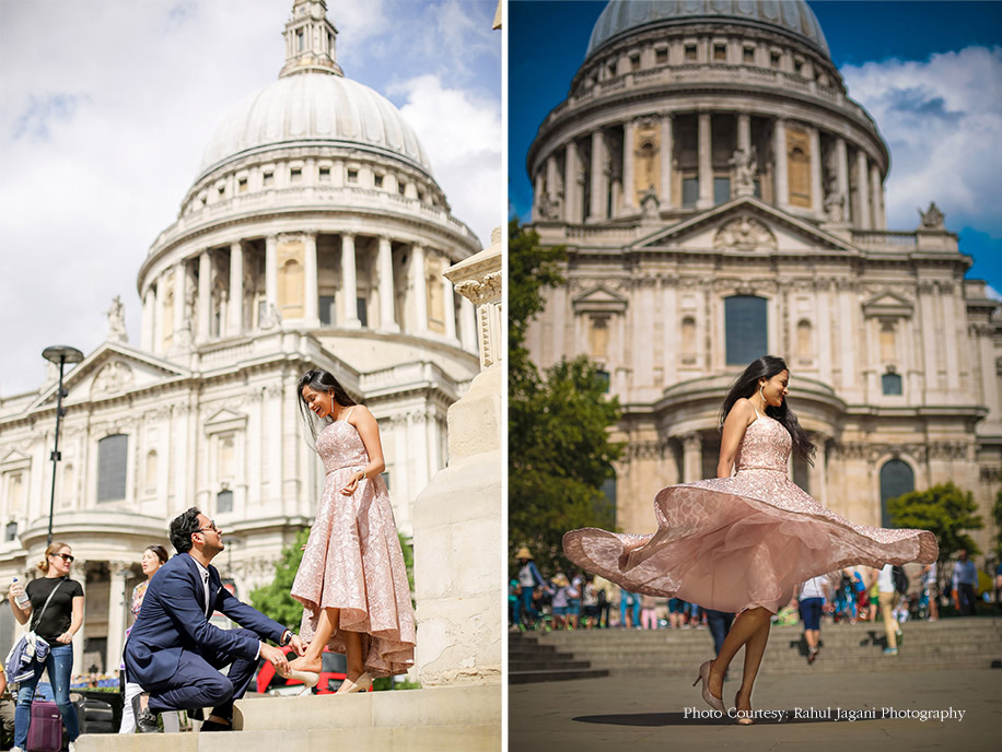 Pre-Wedding Photo Shoot in London