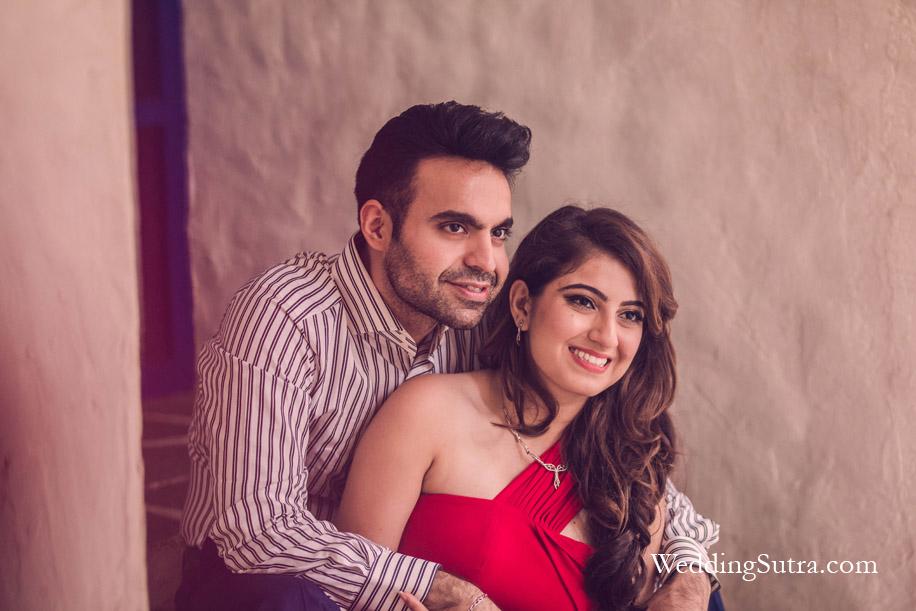 Sonam and Dhiraj's Platinum day of love