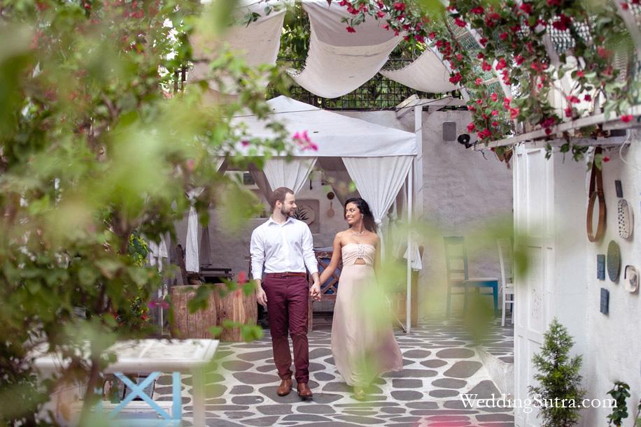 Sudipti and Tom's Platinum day of love