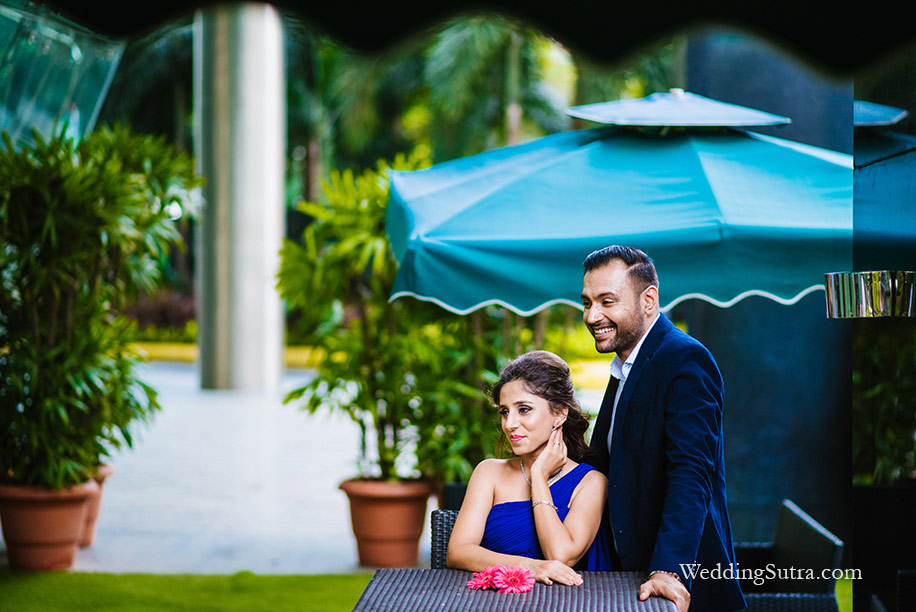 Suman and Gagan's Platinum Day of Love