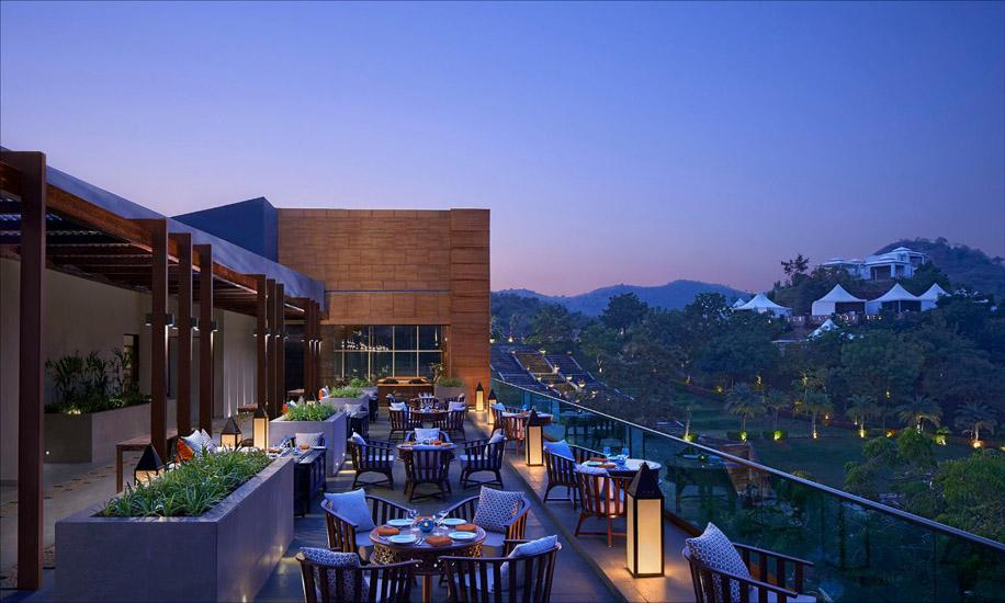 Taj Aravali Resort & Spa