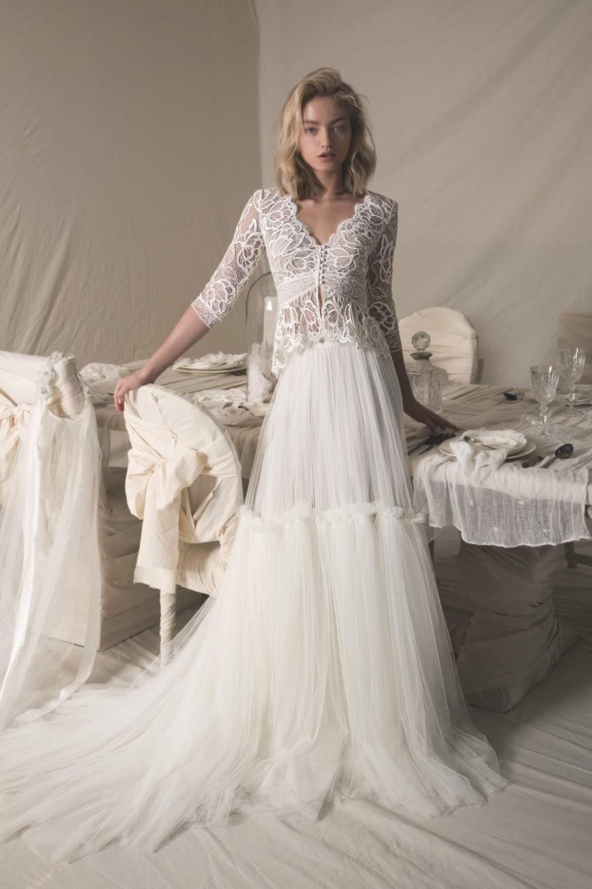 Spotlight On Israeli Designers Wedding Trader Mag