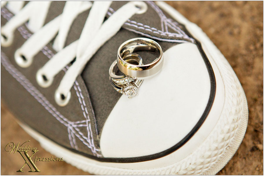 wedding rings photography by Wedding Xpressions