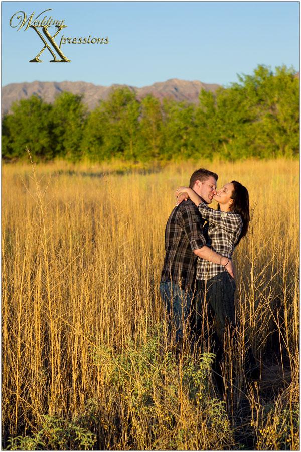 El Paso wedding photographers engagement session