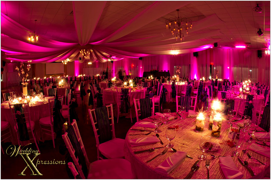 Grace Gardens wedding reception hall in El Paso