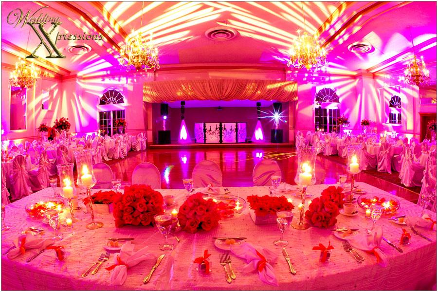wedding at El Paso Country Club