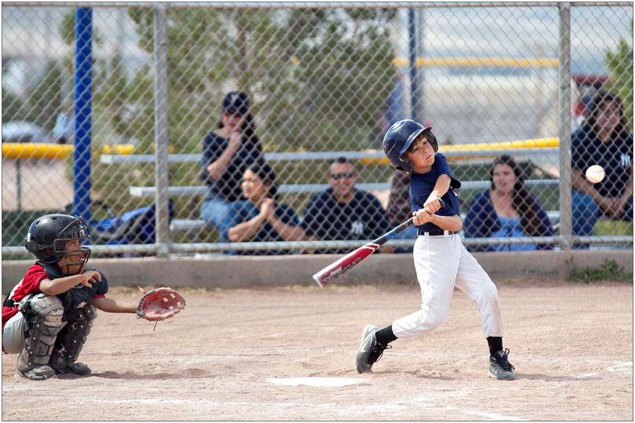 baseball photography in El Paso