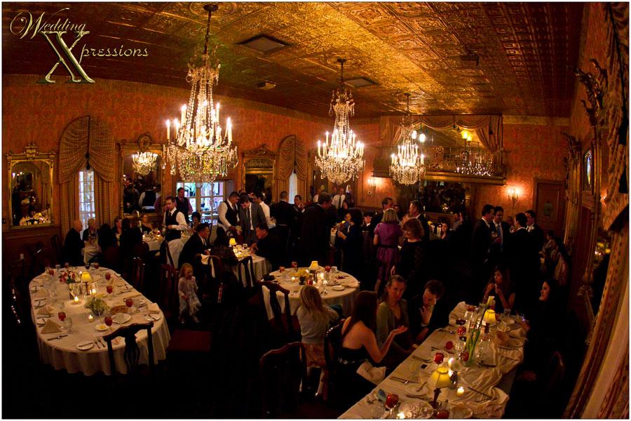 Double Eagle in Old Mesilla wedding reception