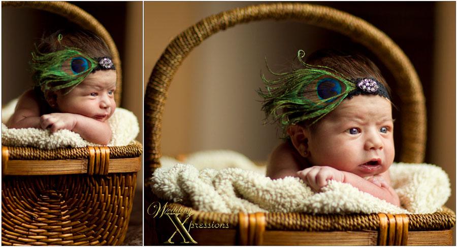 Newborn baby photography El Paso