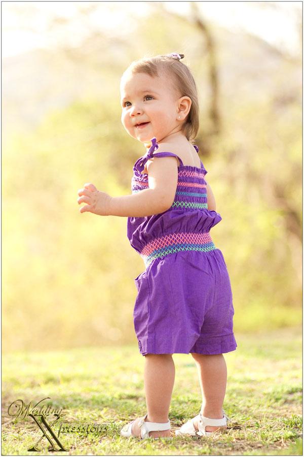 sofie baby portraits