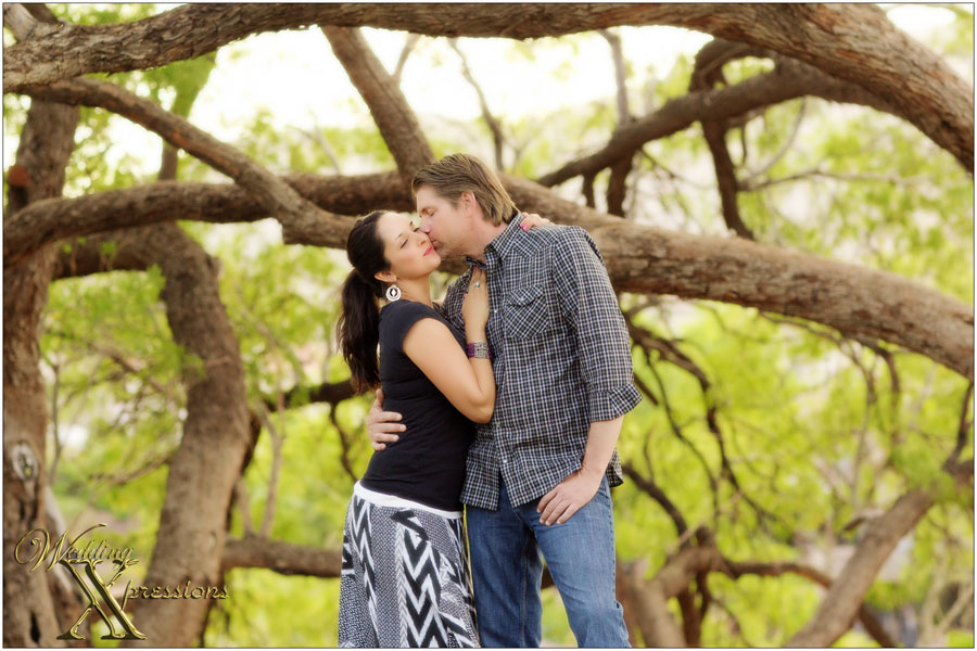 engagement photography session