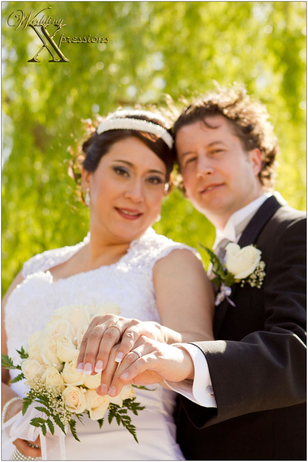 Michael & Mary's wedding