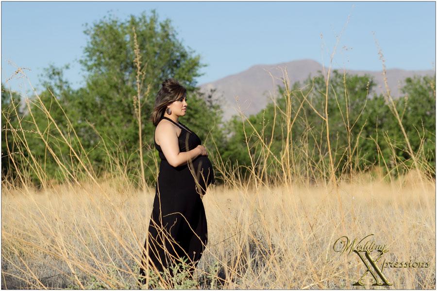 Maternity photography in El Paso, TX