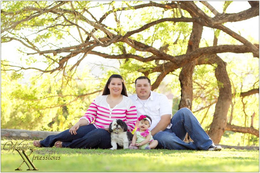 family portraits in El Paso Texas
