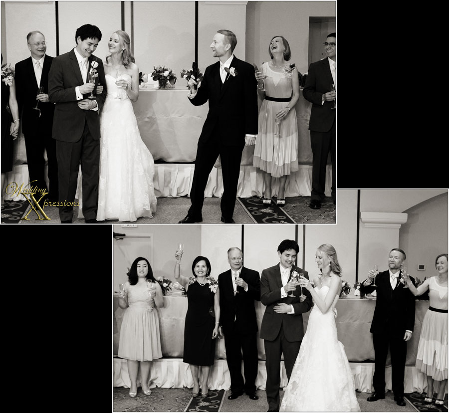 wedding toast by the father of the bride
