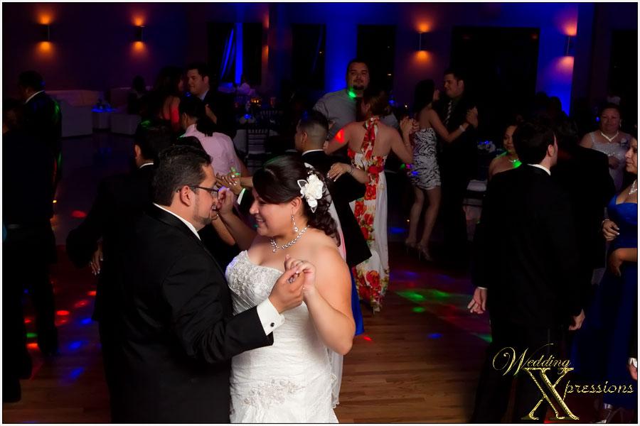 wedding at Selarom Hall