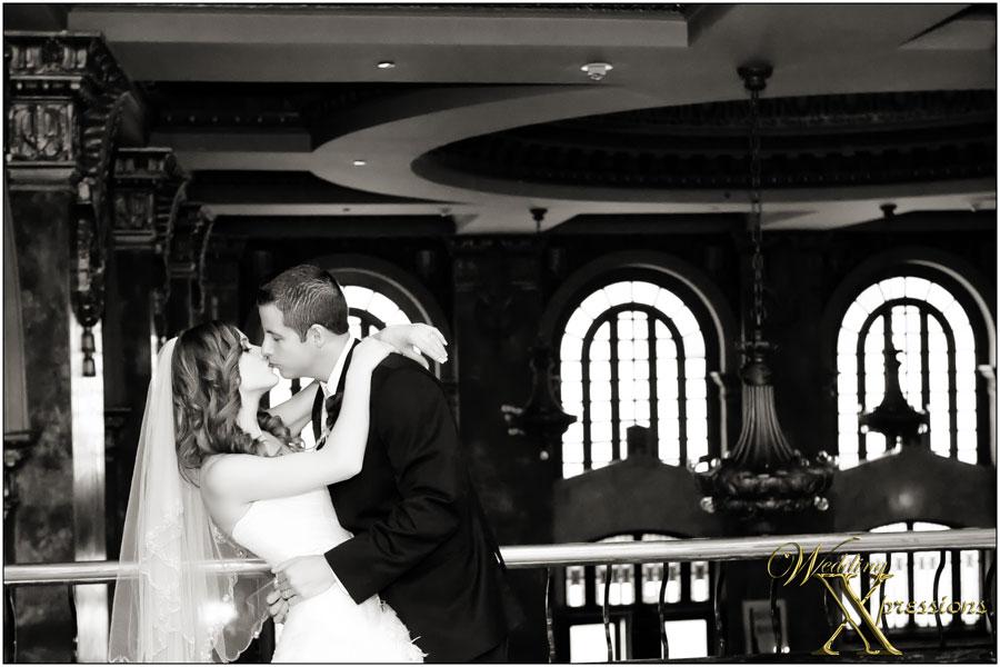 wedding at Camino Real